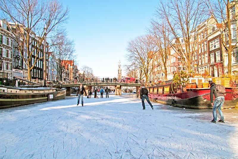 راهنمای سفر هلند