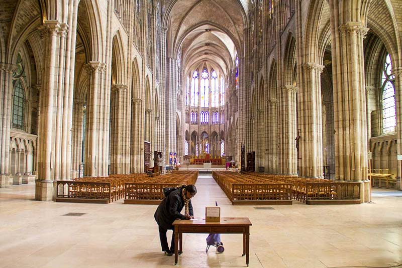 کلیسای سنت دنیس پاریس