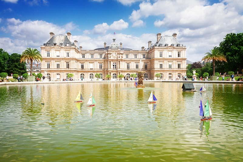 جاذبه های پاریس برای کودکان
