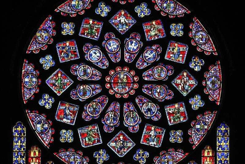 کلیسای جامع شارتر فرانسه