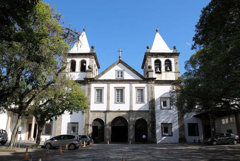 صومعه سنت بندیکت در ریو