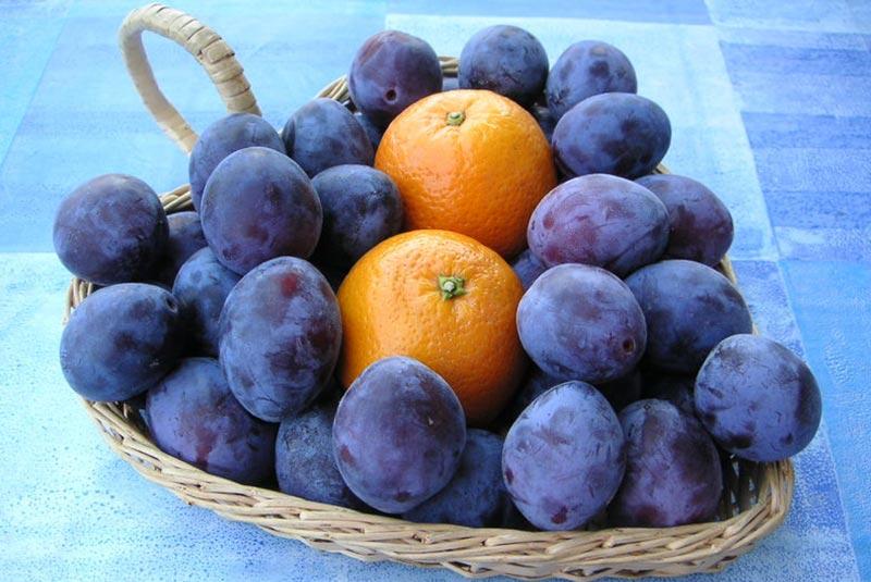 میوه های فرانسوی