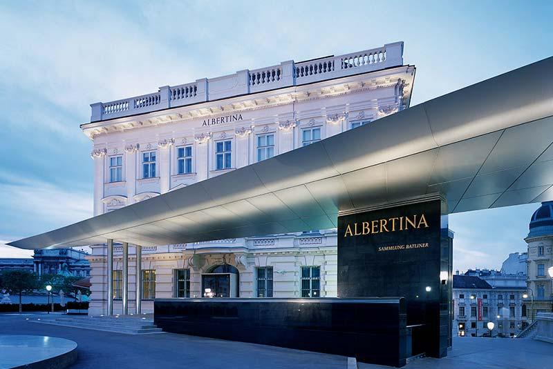 موزه آلبرتینا در وین