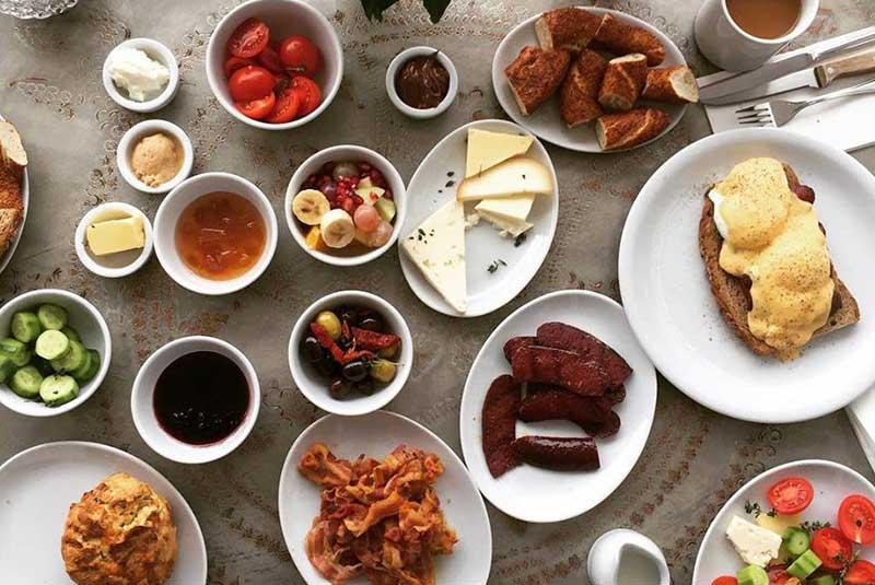 کافه و رستوران های استانبول