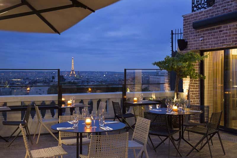 سفر رمانتیک به پاریس
