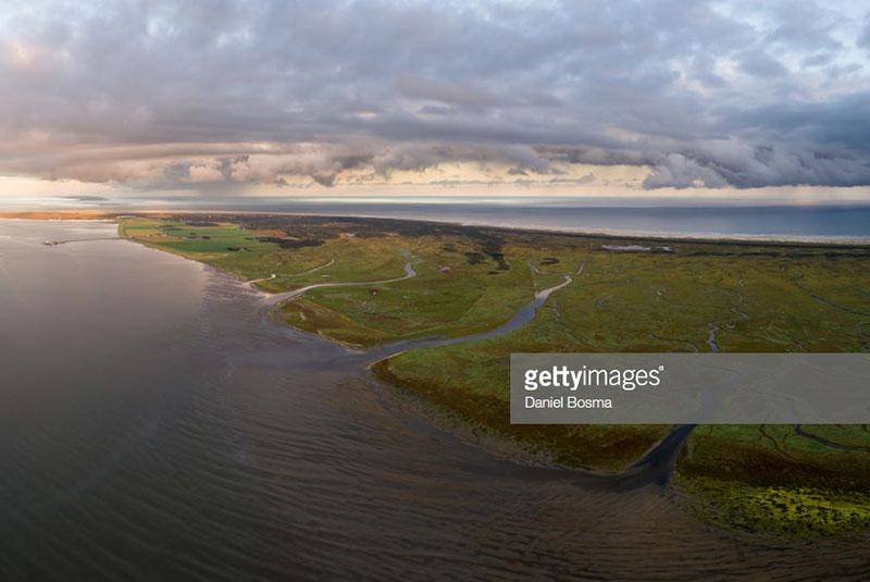 جزایر وادن در هلند