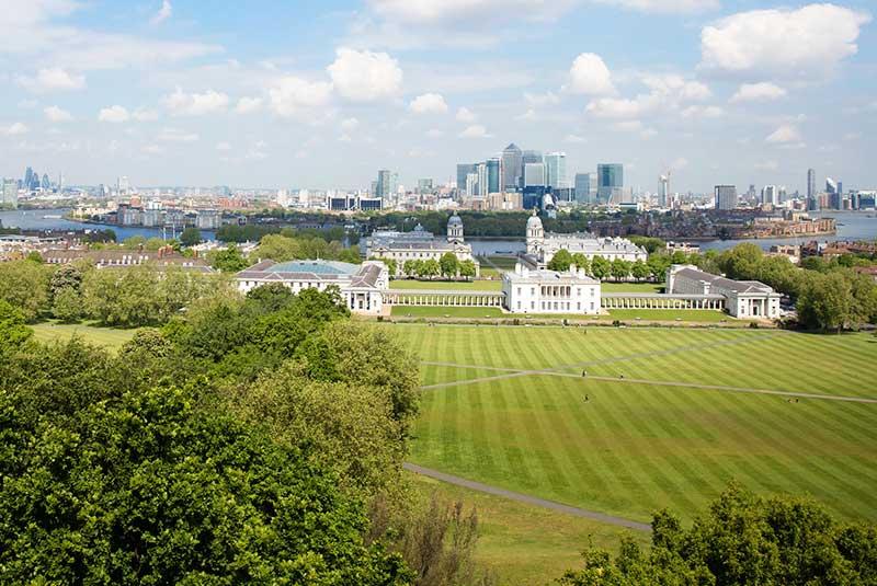 پارک گرینویچ در لندن