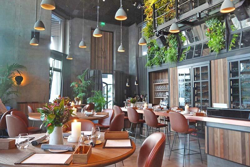 بهترین رستوران های ترکیه