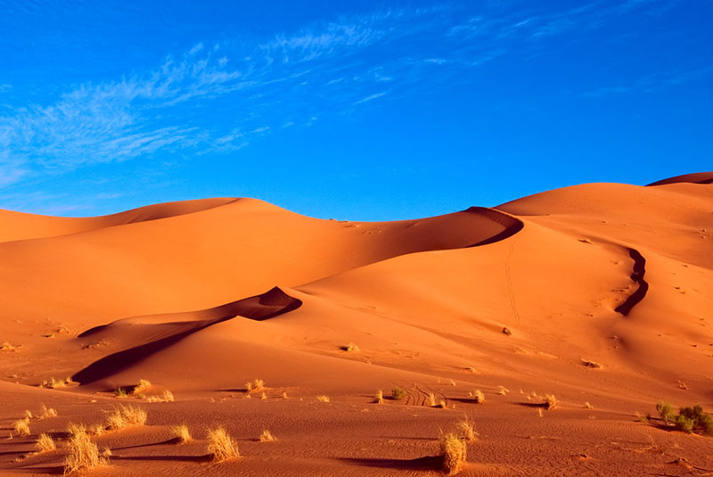 صحرای ساهارا در |آفریقا
