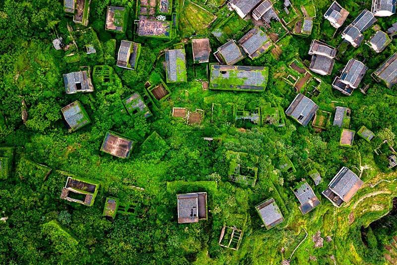 دهکده هوتوان چین