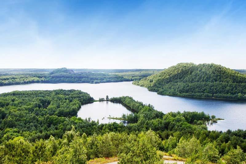 مناطق طبیعی بلژیک