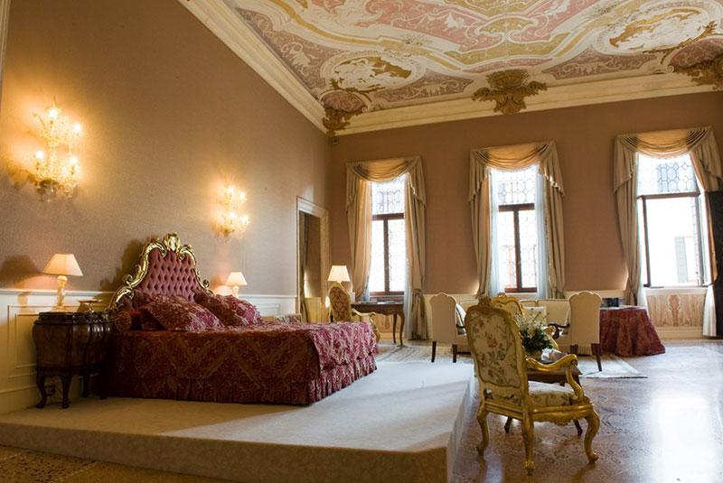 هتل کاخ کاساگردو در ونیز