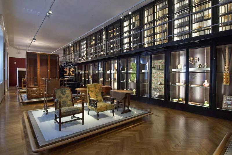 موزه هنرهای کاربردی در وین