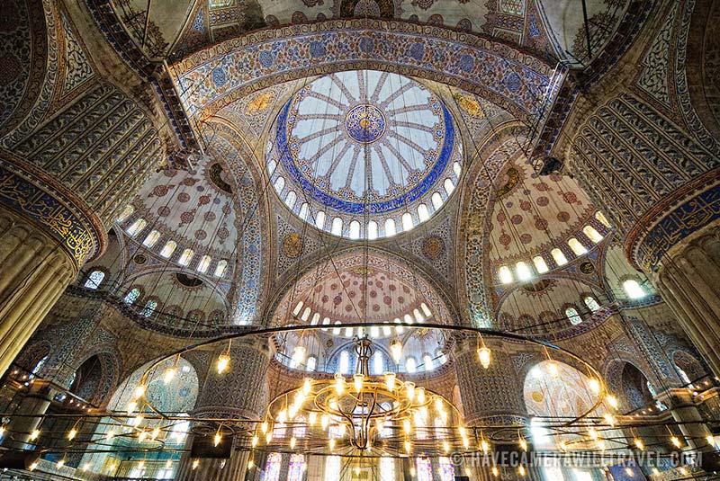 مسجد سطان احمد در استانبول