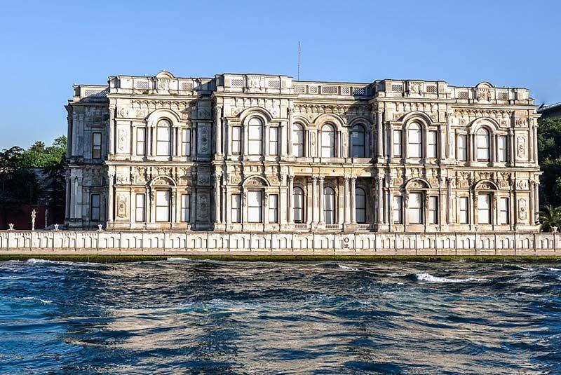 کاخ بیلربی در استانبول