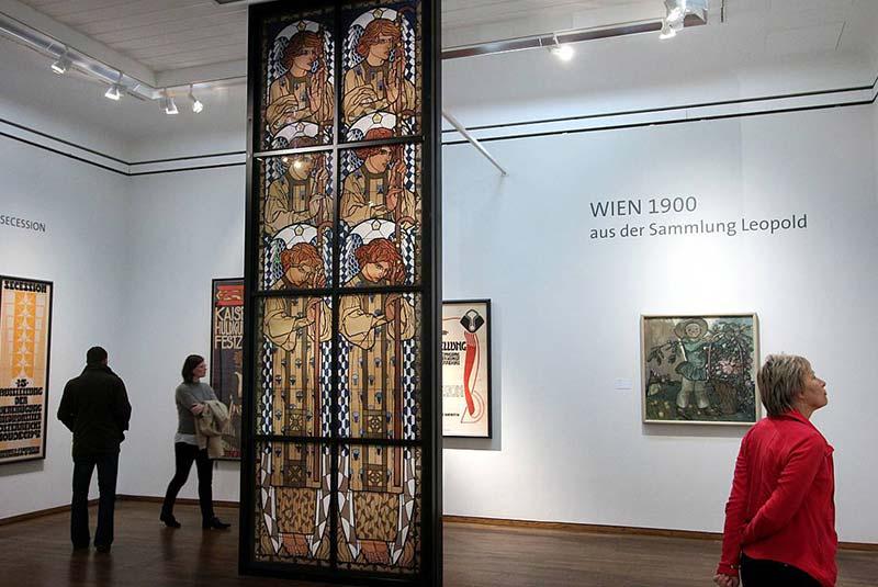 گالری لئوپولد در وین