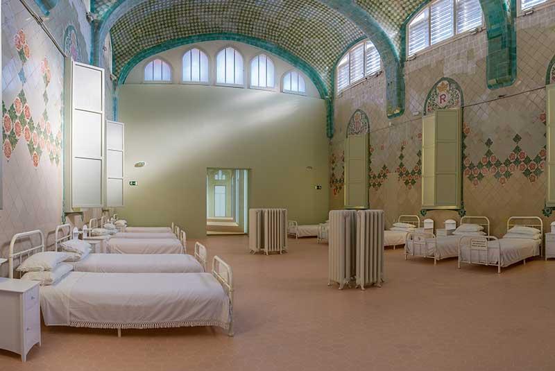 بیمارستان سنت پائول در بارسلون
