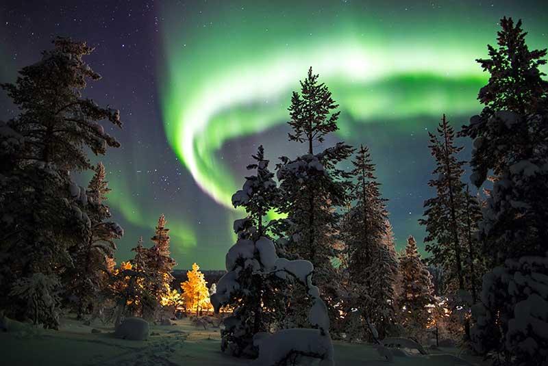 تورهای فنلاند