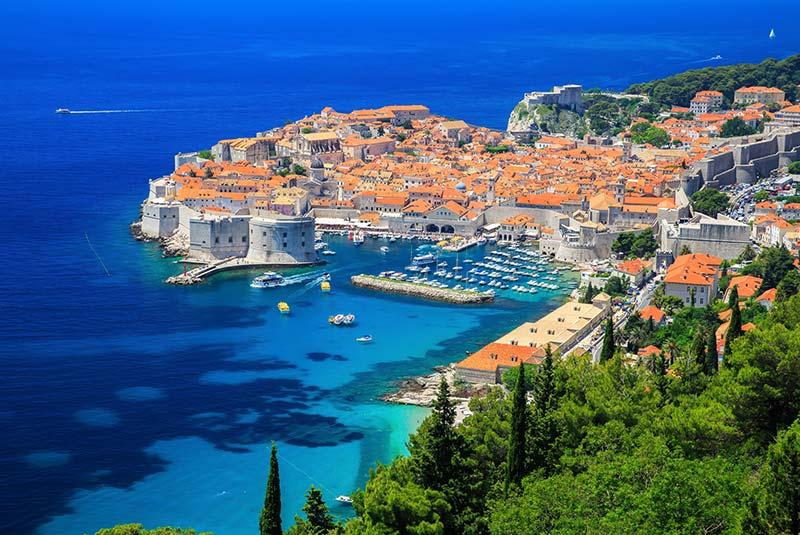 دوبروونیک در کرواسی