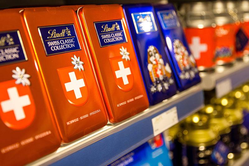 تاریخچه شکلات لینت