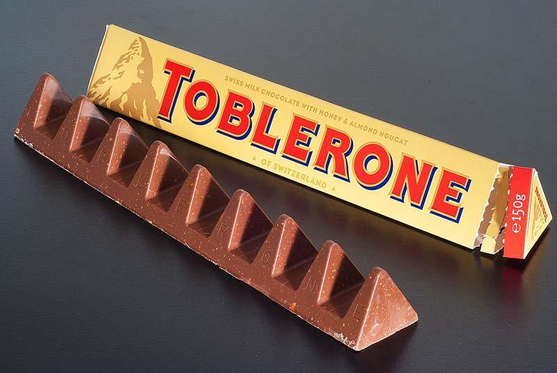 شکلات سوئیسی توبلرون