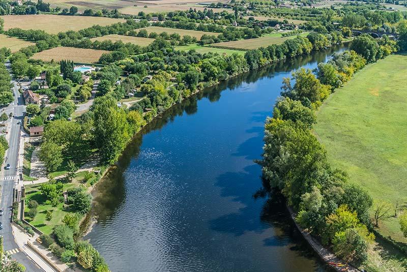 رودخانه دوردونی فرانسه