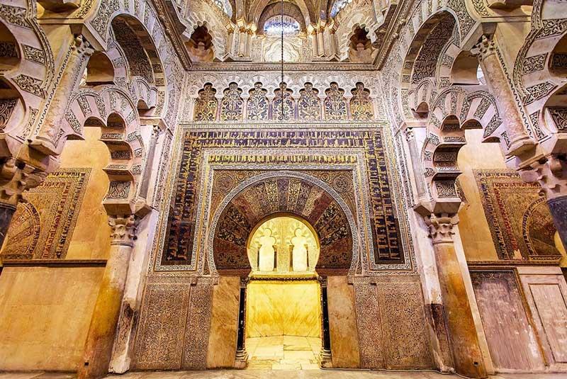 مسجد کلیسا کوردوبا