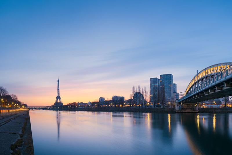 رودخانه سن فرانسه