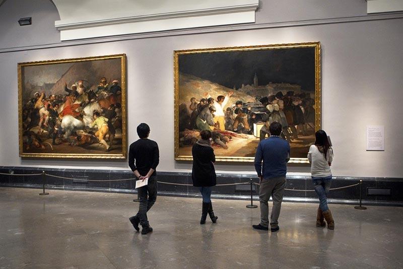 موزه پرادو در مادرید