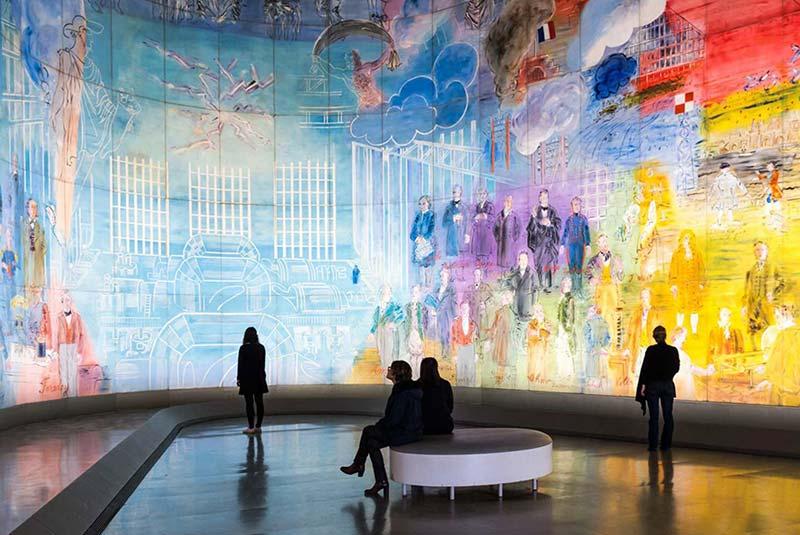 موزه هنر مدرن پاریس