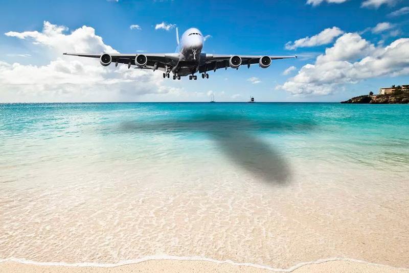 بلیط هواپیما خارجی ارزان