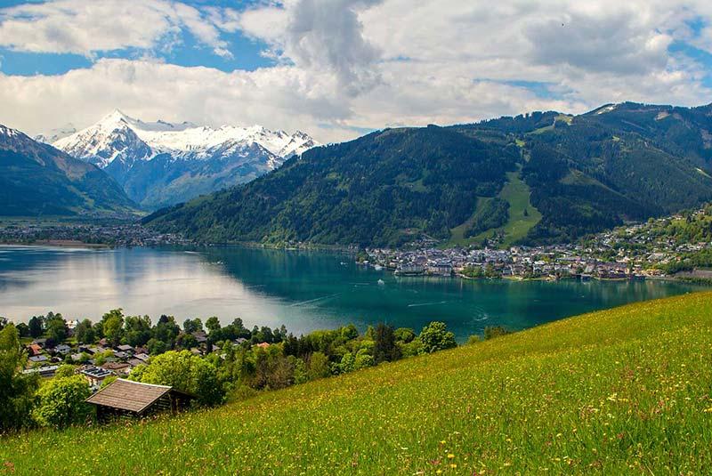 مسیر سل ام زی در اتریش