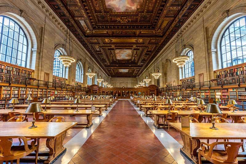 کتابخانه عمومی نیویورک
