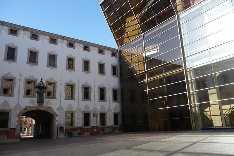 مرکز فرهنگ معاصر بارسلون