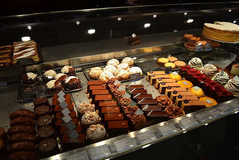 بهترین شکلات فروشی های پاریس