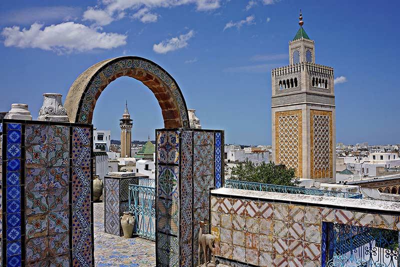 مسجد زیتونه در تونس
