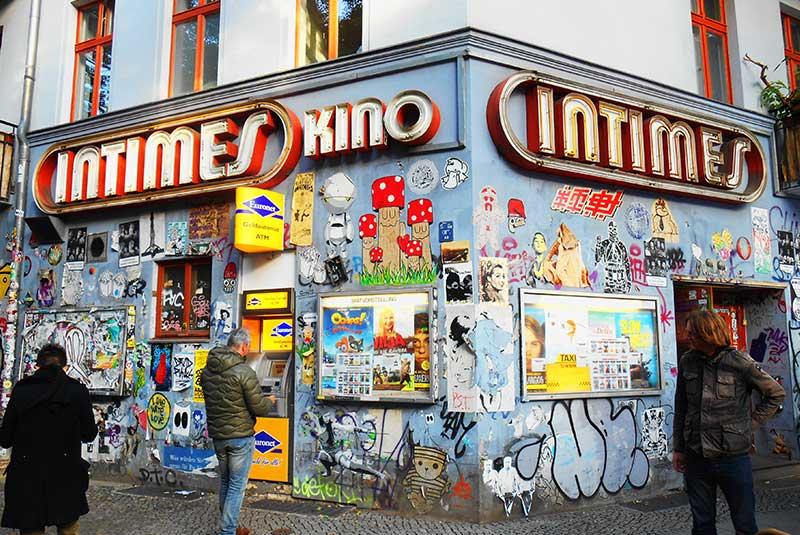 گرافیتی های برلین