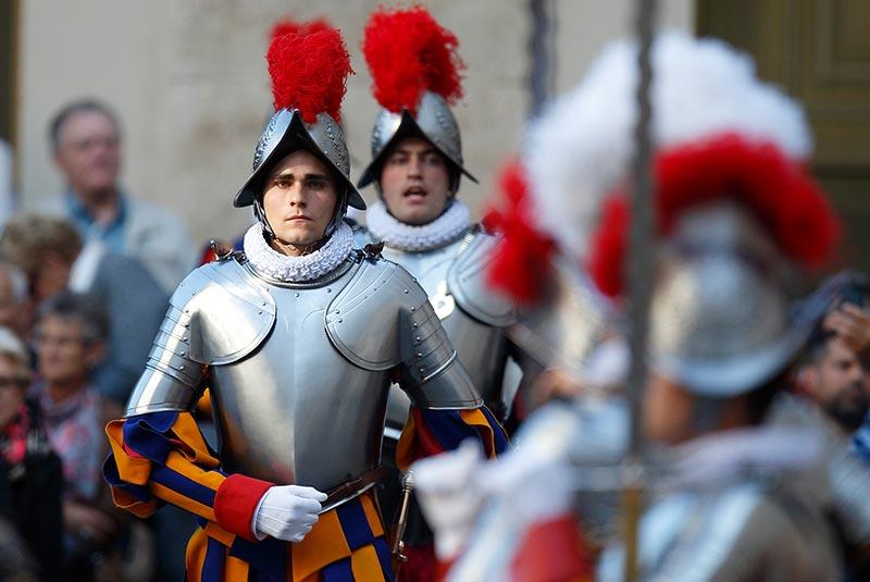 گارد سلطنتی سوئیس