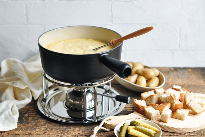 پنیر فوندوی سوئیس