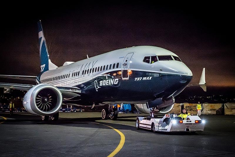 هواپیما بوئینگ