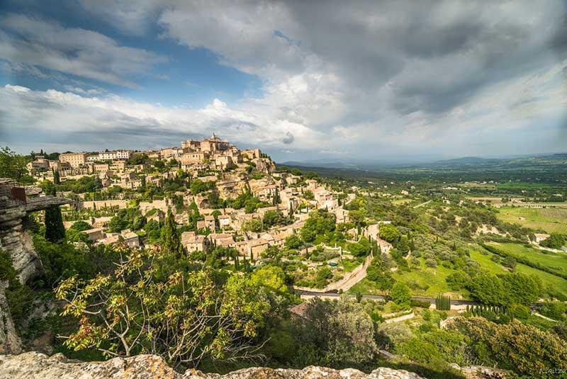 دهکده گورد در فرانسه