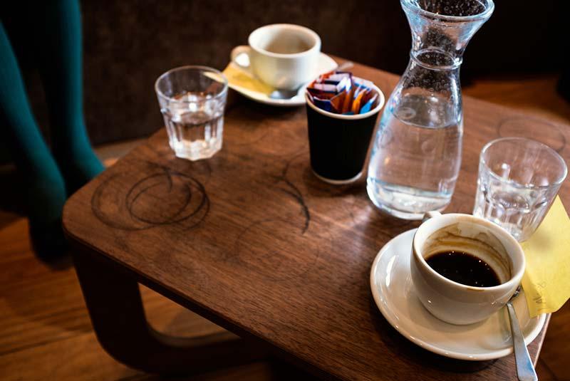 قهوه در پاریس