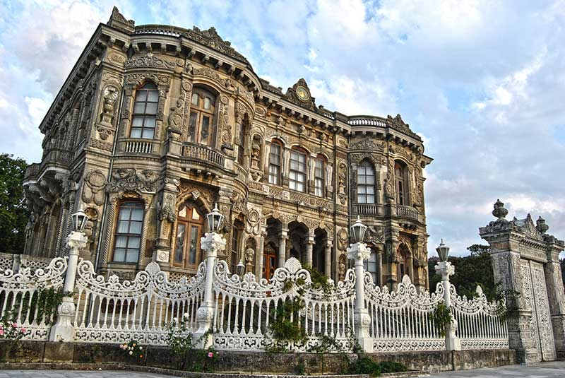 کاخ کوچوکسو در استانبول