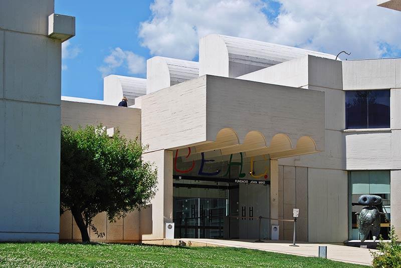 موزه بنیاد خوان میرو در بارسلون