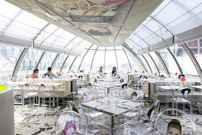 رستوران های پاریس