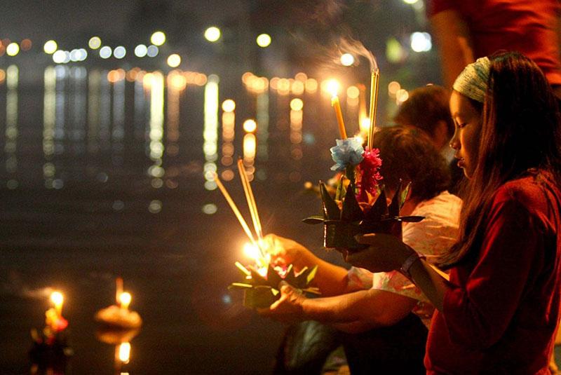 فستیوال نور تایلند