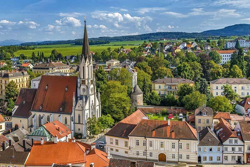 شهر ملک در اتریش
