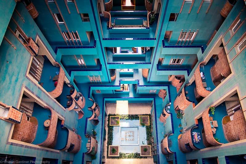 آپارتمان والدن ۷ در بارسلون