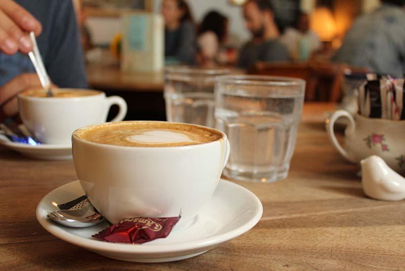 کافه های زوریخ