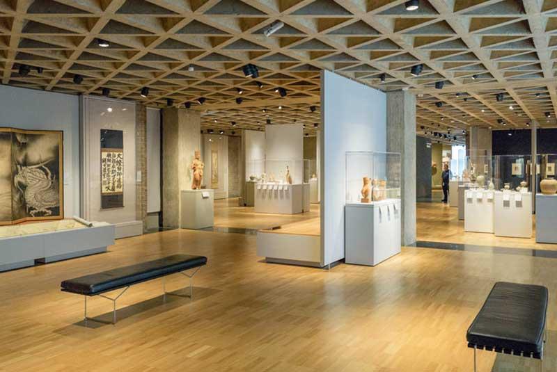 گالری هنر دانشگاه ییل در کانتیکات